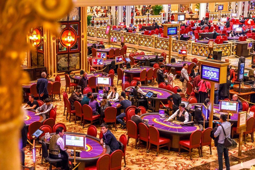 Лицензионные казино